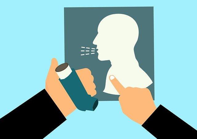 국내 사용률이 떨어지는 흡입 스테로이드는 천식 악화 빈도를 줄여주고, 약물을 기도에 효과적으로 전달하며, 전신 부작용 위험을 낮춰줘 천식 완화에 가장 효과적이다.
