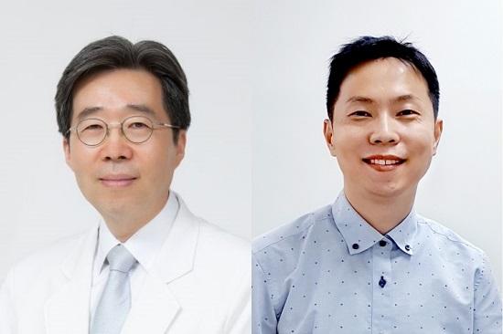 배상철 한양대 류마티스병원 류마티스내과 교수(왼쪽), 김광우 경희대 생물학과 교수